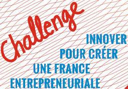 Concours Innover pour créer une France entrepreneuriale