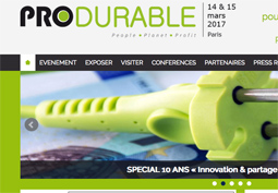 Salon Produrable - les 48h de la RSE