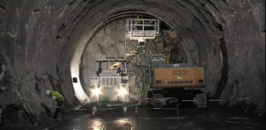 Le tunnel Lyon Turin