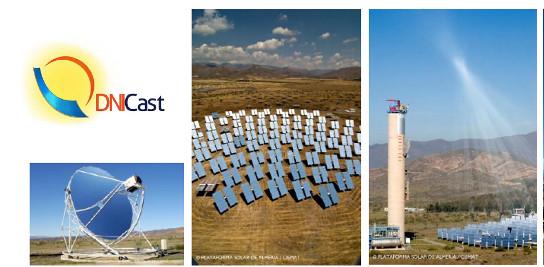 La prévision très court terme de l'éclairement solaire direct pour l'optimisation des systèmes solaires à concentration
