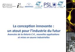 La conception innovante : un atout pour l'industrie du futur
