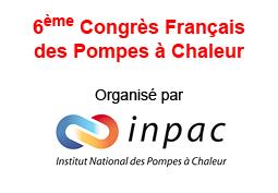 6ème Congrès Français des Pompes à Chaleur