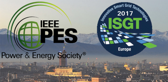 Conference IEEE ISGT Europe 2017