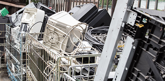 Les e-déchets : quelles réponses pour le futur ? Dialogue entre sciences et droit