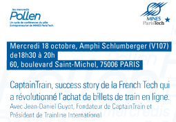 CaptainTrain, succes story de la French Tech