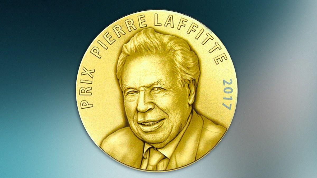 Remise du prix Pierre Laffitte