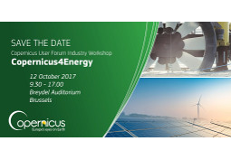 Workshop Copernicus4Energy