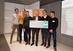 Remise du Prix Entrepreneuriat MINES ParisTech-Criteo 2017