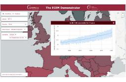 Webinar sur les variables pour l'énergie et le climat dédiées au secteur énergétique européen