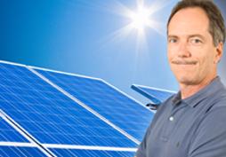 La haute pénétration du solaire photovoltaïque