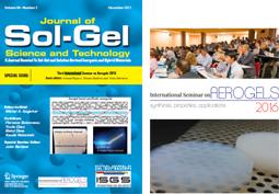 Un Special Issue destiné aux matériaux de type aérogels