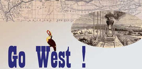 Go West !