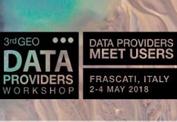 3<sup>rd</sup> GEO data Providers Worshop: Data Providers meet Users