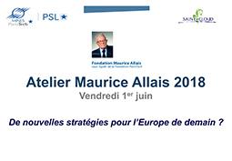 De nouvelles stratégies pour l'Europe de demain?