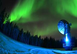 Visite du Professeur Antti Arola, de l'institut météorologique finlandais
