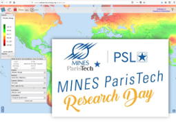 ENVI-PV au MINES ParisTech Research Day