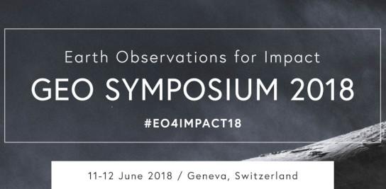 GEO Symposium 2018