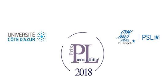 Remise du Prix Pierre Laffitte 2018