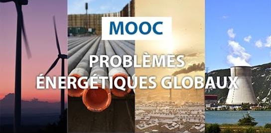 MOOC - Problèmes Énergétiques Globaux