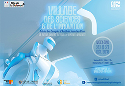 Week-end des sciences