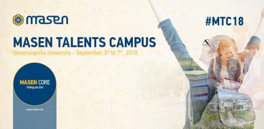 MASEN Talents Campus: conférence invitée de Philippe BLANC