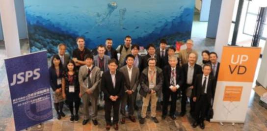 Session de travail franco-japonaise sur l'énergie solaire