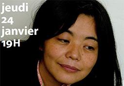 Rencontre avec Yoko Tawada