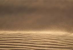 La disparition des sables