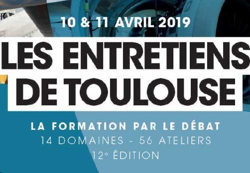 Entretiens de Toulouse : 12<sup>e</sup> édition