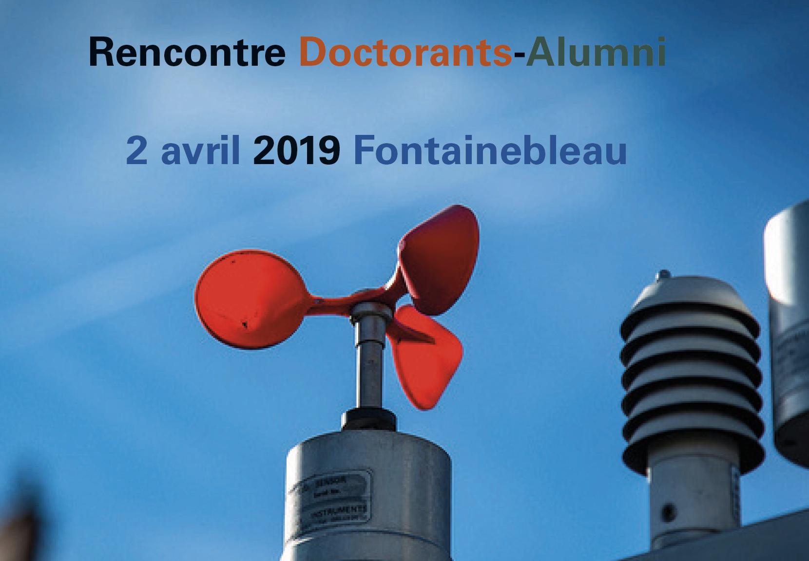 Rencontre Doctorants-Alumni