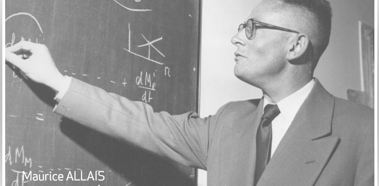 Remise du Prix Maurice Allais de science économique 2019