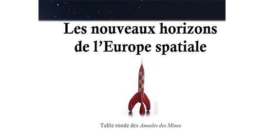 Les nouveaux horizons de l'Europe spatiale