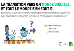 La transition vers un monde durable