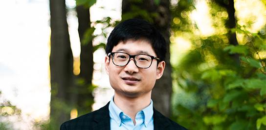 Soutenance de thèse de Hao JIANG