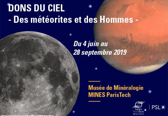 Dons du Ciel- Des météorites et des hommes