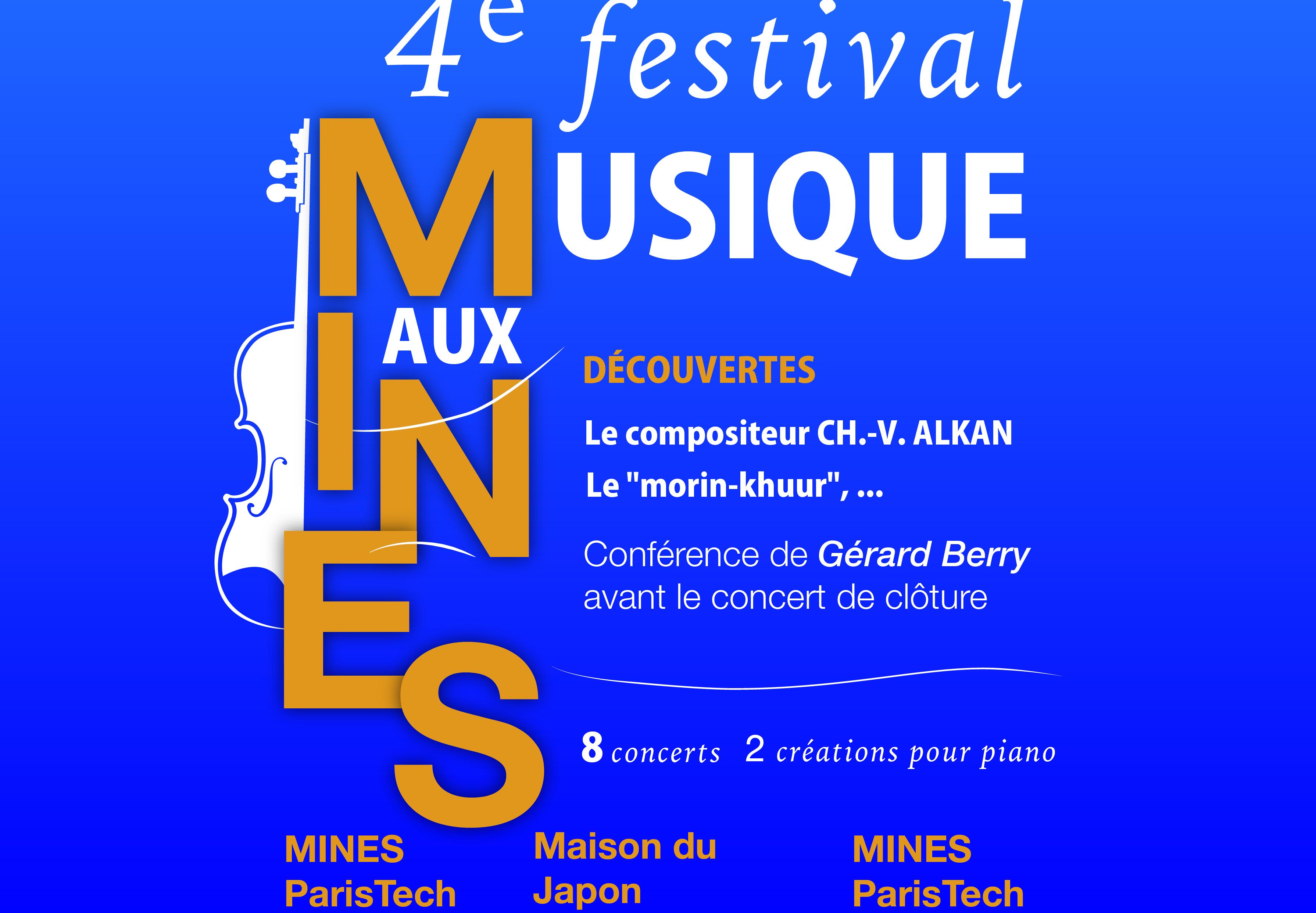 Musique aux Mines