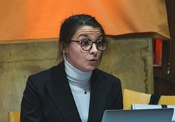 Soutenance de thèse de Marie ALAUZEN