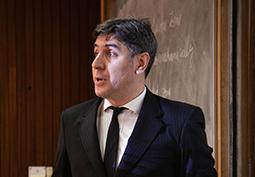 Soutenance de thèse de Juan-Manuel GARCIA
