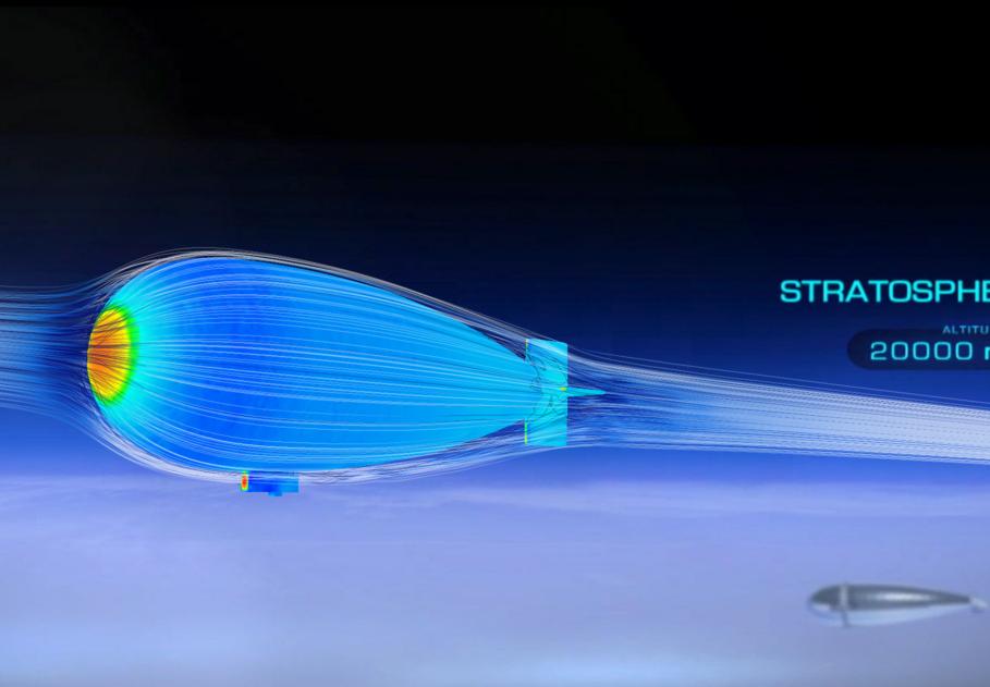 Les nouveaux objets volants connectés (voiture volante, airship, drone...)