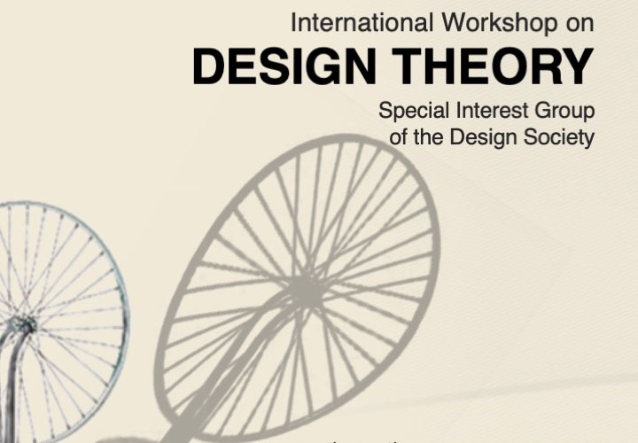 13<sup>th</sup> SIG Design Theory Paris Workshop