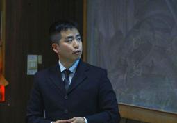 Soutenance de thèse de Tianyou ZHOU