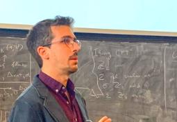 Soutenance de thèse de Héctor CLIMENTE GONZÁLEZ