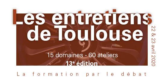 Entretiens de Toulouse : 13e édition