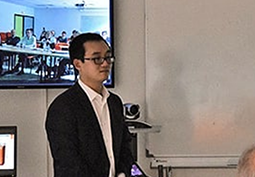 Soutenance de thèse de Shaojie ZHANG