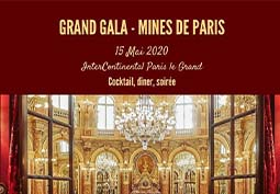 ANNULATION du Grand Gala des Mines 2020