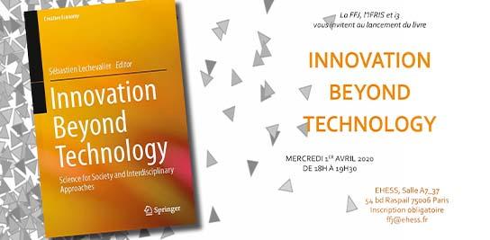 Innovation Beyond Technology - REPORTÉ À UNE DATE ULTÉRIEURE