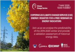 Changement climatique et indicateurs relatifs à l'énergie