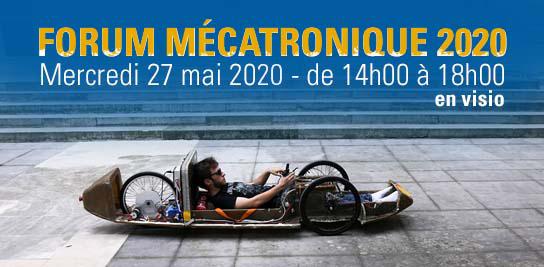 Forum mécatronique 2020