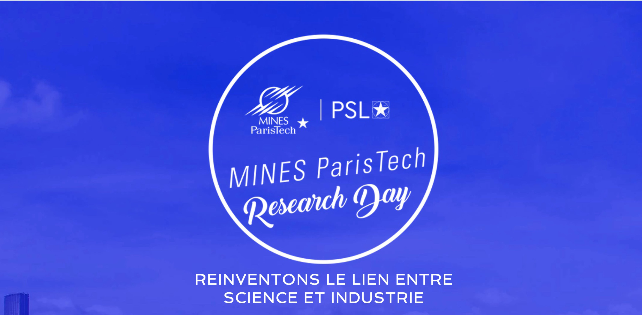 MINES ParisTech Research Day 2021