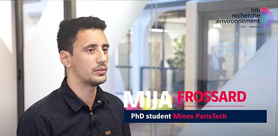 Soutenance de thèse de Mija FROSSARD